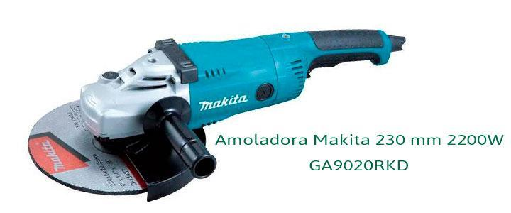 Amoladora Makita 230 mm 2200W GA9020RKD