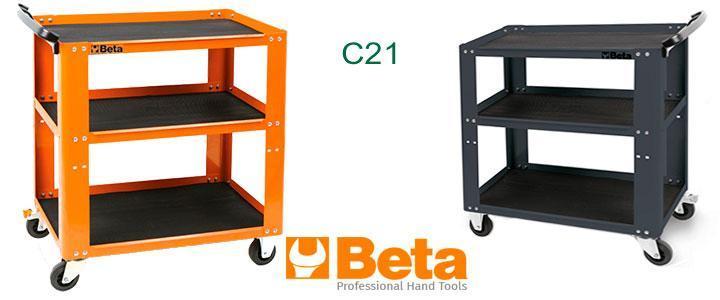 Carro porta herramientas Beta C21