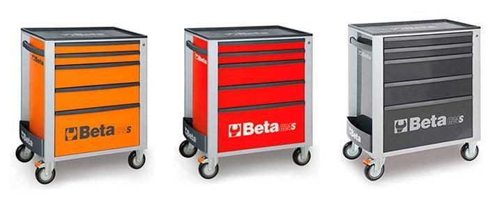 Carro Beta C24S, todos los modelos