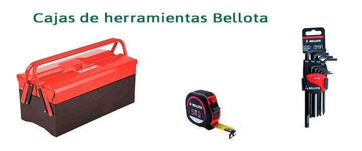 Cajas de herramientas y juegos de llaves Bellota