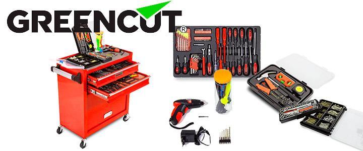 Carro de herramientas Greencut