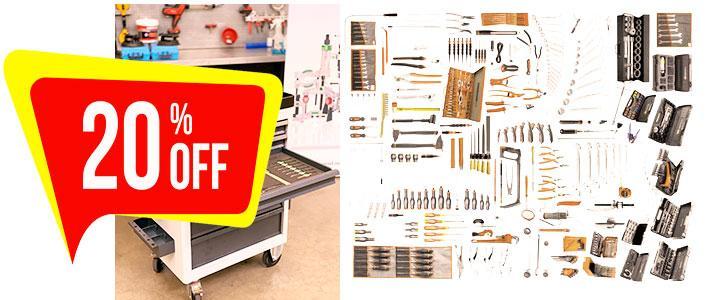 Carro de herramientas barato, las mejores ofertas para taller
