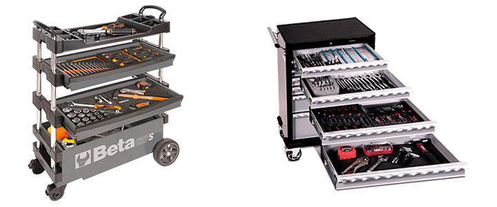 carro de herramientas de taller baratos y económicos en venta