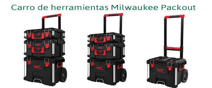 Carro de herramientas Milwaukee