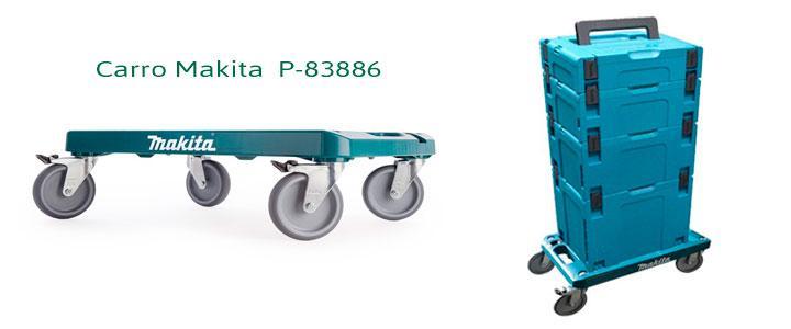 Carro Makita P-83886