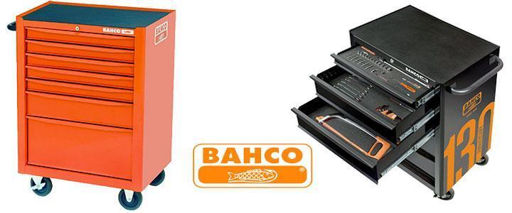 Carros de herramientas Bahco