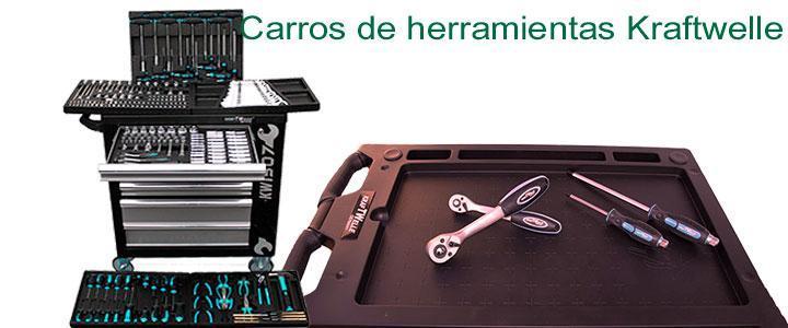 Carros de herramientas Kraftwelle