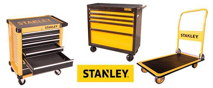 Carros de herramientas Stanley
