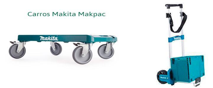 Carros Makita Makpac