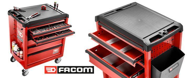 Carro de herramientas Facom roll.6m3pg