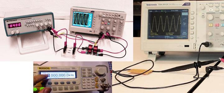 Qué es un generador de funciones o señales, partes que lo componen y uso