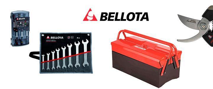 Herramientas Bellota, catálogo de precios y ofertas