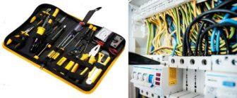 Herramientas para electricista
