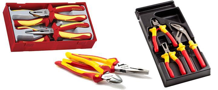 Mejores juegos y kits de alicates para electricistas