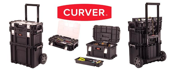 Taller móvil Keter Curver 233506