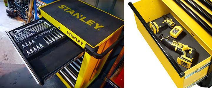 Mejor precio carro porta-herramientas Stanley