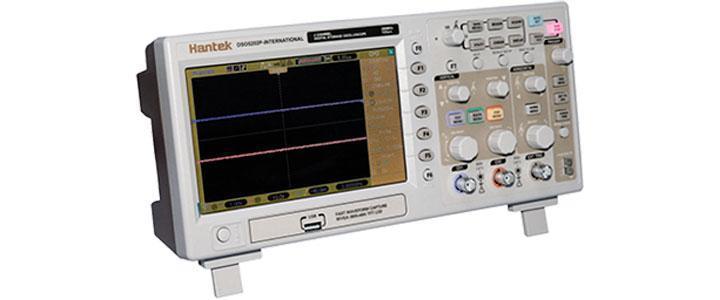 Osciloscopios digitales