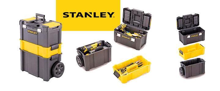 Taller móvil Stanley stst1-80151