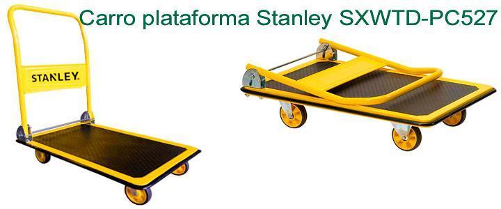 Carro plataforma Stanley SXWTD-PC527