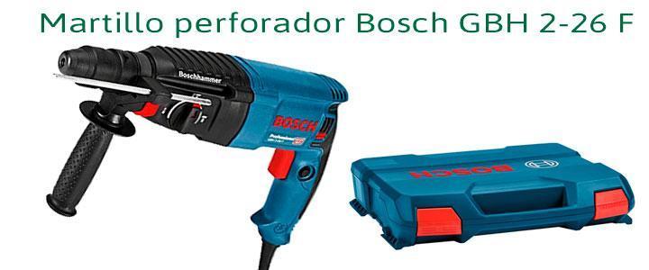 Taladro Bosch GBH 2-26