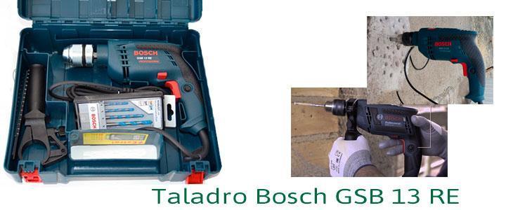 Taladro Bosch GSB 13 RE