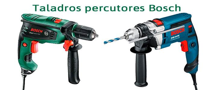 Taladros percutores Bosch